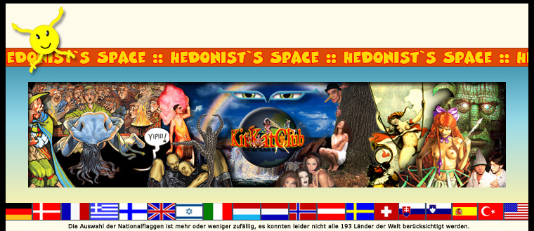 Kopfbild Hedonists Space