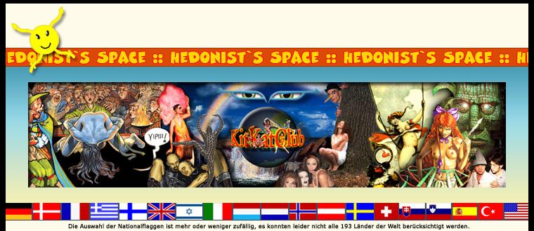 KitKatClub: Hedonist's Space