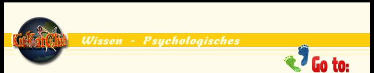 Wissen / Psychologisches